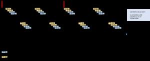 Nestorit palmikon kaavio
